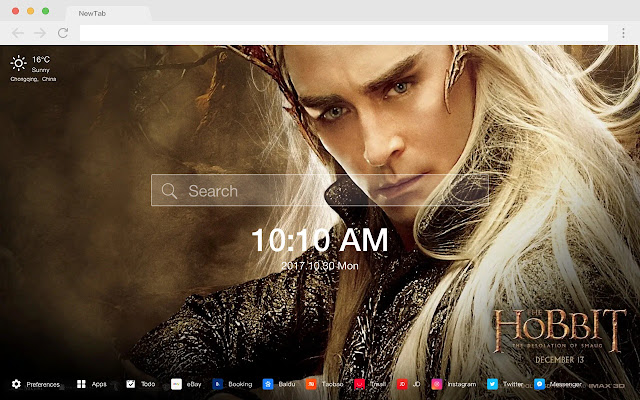 Lee Pace Popular Stars New Tabs HD Themes