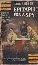 Photo: Ambler, Eric - Epitaph for a spy