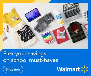Walmart ad creative