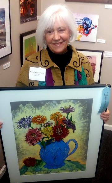 Honorable Mention Winner Annie Scheumbauer