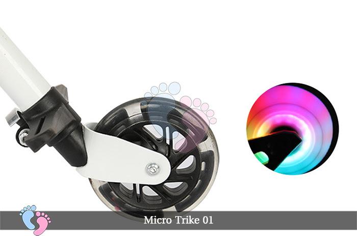 Xe đẩy siêu nhẹ Micro Trike 01 7