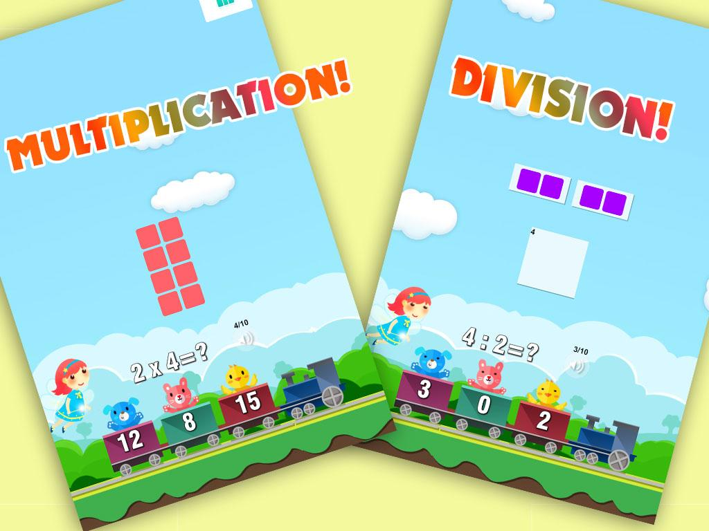 Child Learn Math 1st 2nd grade- screenshot