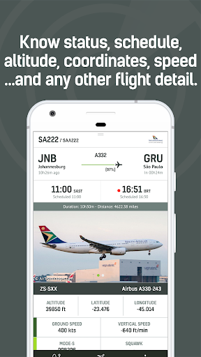 RadarBox u00b7 Live Flight Tracker & Airport Status  screenshots 4