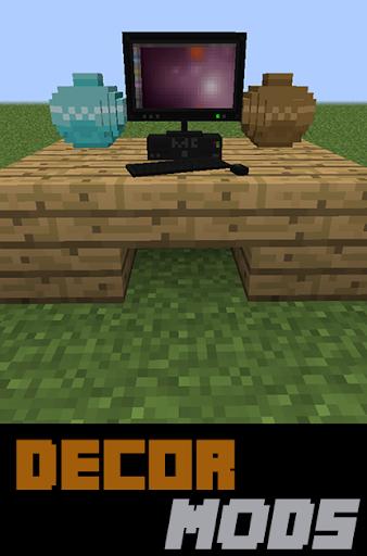 Decor Mods For Minecraft