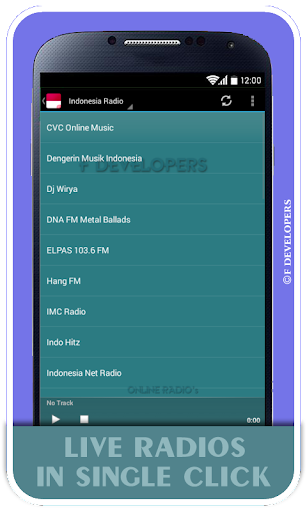 Indonesia Radio - Live Radios