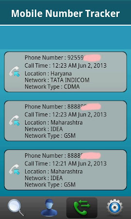 Mobile Number Tracker 1.5 screenshot 606633