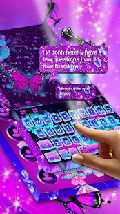 New Messenger 2020 - Butterfly Messenger Themes for PC-Windows 7,8,10 and Mac apk screenshot 11