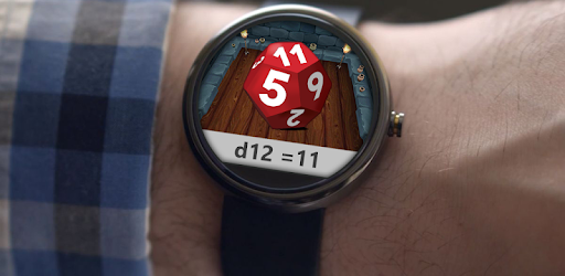 Dungeon Dice - Android Wear