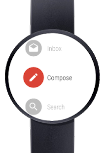 Wear Mail Client for Gmail - screenshot thumbnail