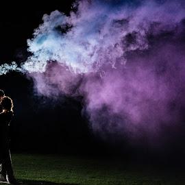 by Dominic Lemoine Photography - Wedding Bride & Groom