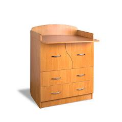 Комод Детский разработан и произведен Фабрикой Тиса мебель