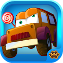 Line Game for Kids: Vehicles