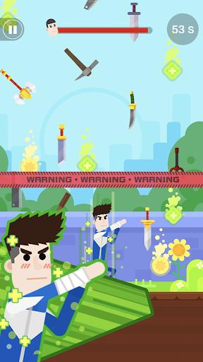 Knife Hero-kung fu VS  knife  captures d'écran 2