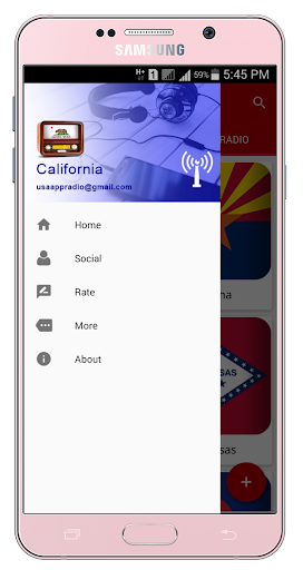 ALL CALIFORNIA RADIO 1.1.1 screenshots 3