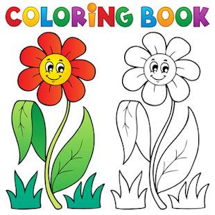 Kids Coloring Book Animals Screenshot Thumbnail
