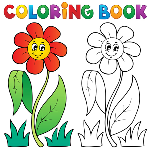 kids coloring book animals screenshot - Coloring Book Animals