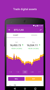 Lykke Wallet- screenshot thumbnail