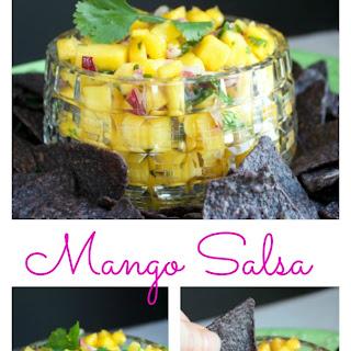 Mango Salsa.