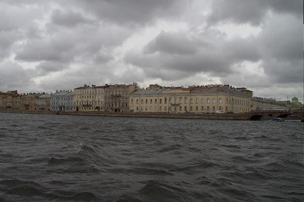 Lasciando S.Pietroburgo di Sergio Acerbi