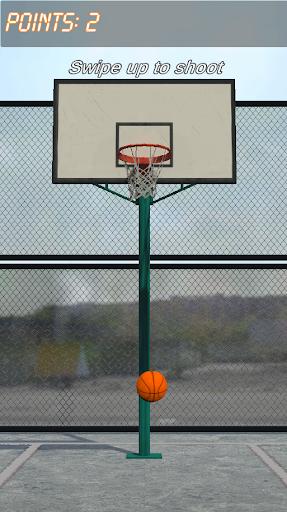 Code Triche Street Basketball Shooter mod apk screenshots 3