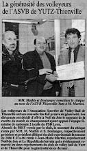 Photo: 28-02-97 Chèque pour Noël de joie