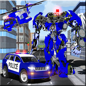 Police Robots Transform Force for PC