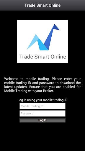 Trade Smart Online Mobile App