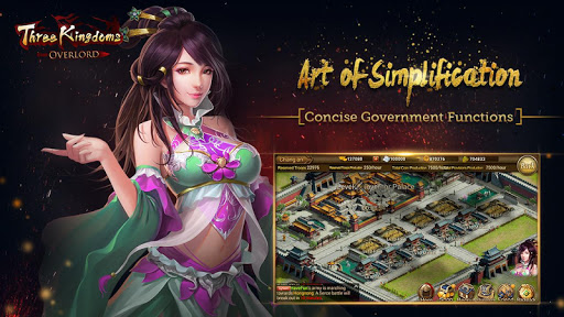 Three Kingdoms: Overlord 2.8.19 screenshots 5