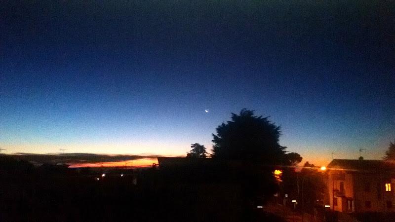 Magica alba di città di AlexSandra