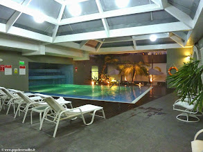 Photo: #006-La piscine de l'hôtel Casa Andina Private Collection Miraflores à Lima.