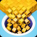 Raze Master: Hole Cube and Blocks Game icon
