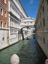 Photo: Venice has many small canals