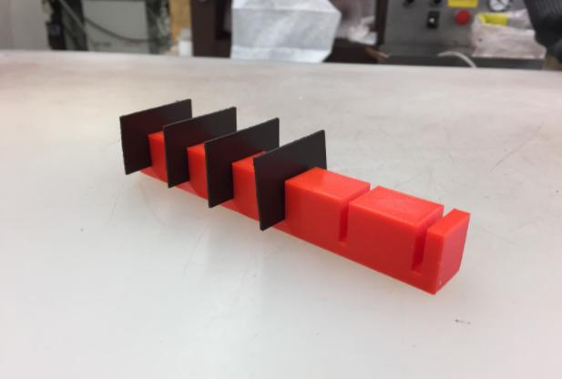 Figure 4: Unique jigs, fixtures and molds