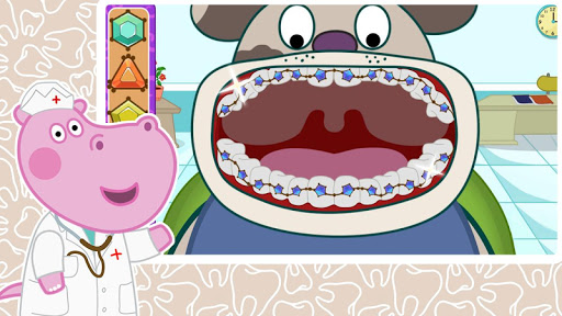 Kids Doctor: Dentist screenshots 12
