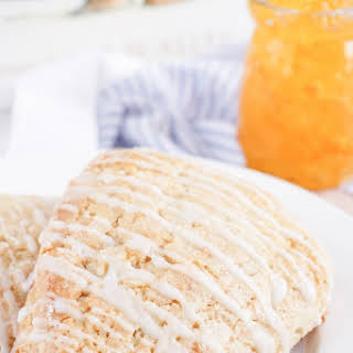Paddington's Orange Marmalade Scones.