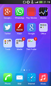 iPear HD iOS Launcher v1.0.0.5