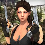Commando Sarah 2 : Action Game Icon