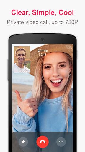 JusTalk - Free Video Calls and Fun Video Chat 7.2.64 screenshots 1