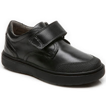 Geox Jr Riddock Shoe SCHOOL VELCRO