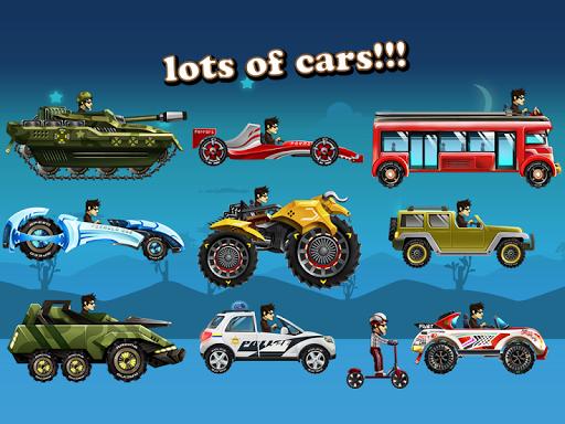 Up Hill Racing: Car Climb screenshot 8