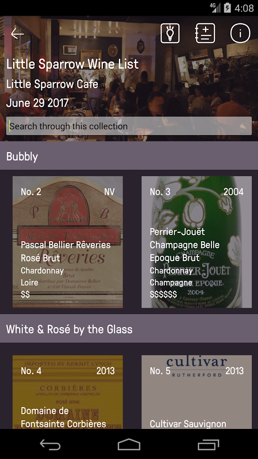 Wine Ring- screenshot