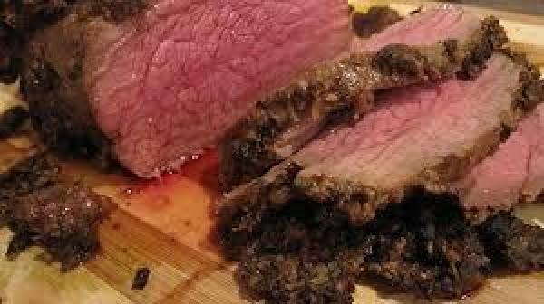 Fail Safe Sunday Dinner Eye Of Round Roast Recipe