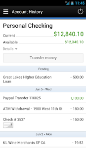 Hudson Valley FCU Mobile- screenshot thumbnail