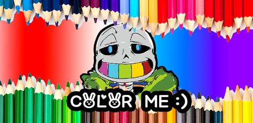Descargar Coloring For Sans Undertale Para Pc Gratis última