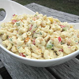 Macaroni Salad Carrots Recipes.