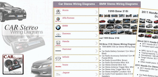 Car Stereo Wiring Diagrams - Apps on Google Play
