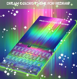 Dream Colors Theme for Redraw - náhled