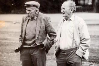 Photo: Hendrik Hollander en Albert Mennega