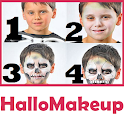 HalloMakeup Halloween Guide icon