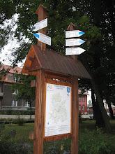 Photo: Następnego dnia wstaję około 06 i wsiadam do pociągu zmierzającego ku Rybnikowi, skąd rozpoczynam objazdową wycieczkę.
